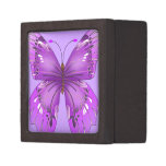 Mariposa púrpura