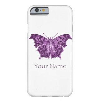 Mariposa púrpura, curiosidades funda de iPhone 6 barely there