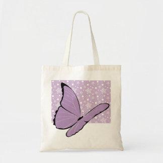 Mariposa púrpura de la conciencia