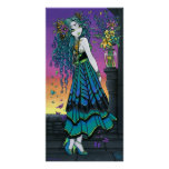 Mariposa Rainbow Butterfly Fairy Poster