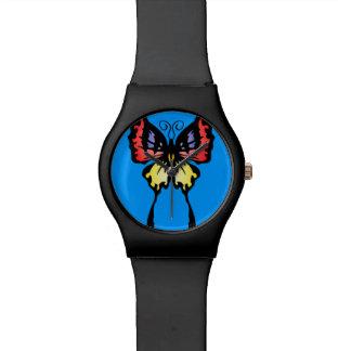 Mariposa Reloj De Mano