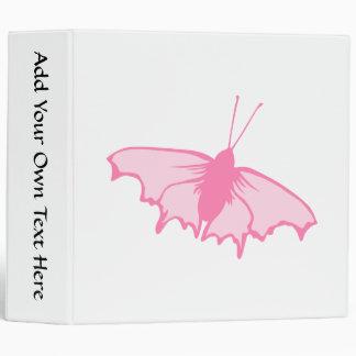 """Mariposa rosada carpeta 2"""""""