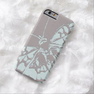 Mariposa serena funda de iPhone 6 barely there