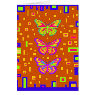 Mariposa Southwest Orage Gifts by Sharles Card