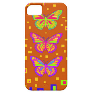 Mariposa Southwest Orage Gifts by Sharles iPhone SE/5/5s Case