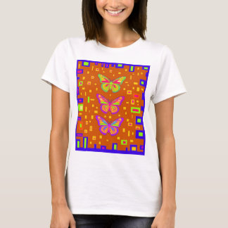 Mariposa Southwest Orage Gifts by Sharles T-Shirt