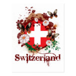 Mariposa Suiza Postal