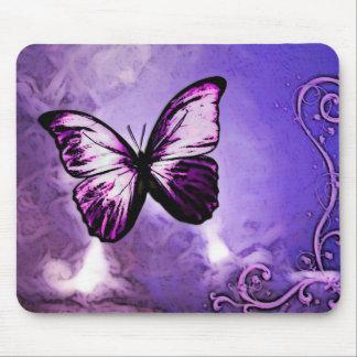 mariposa tapete de raton