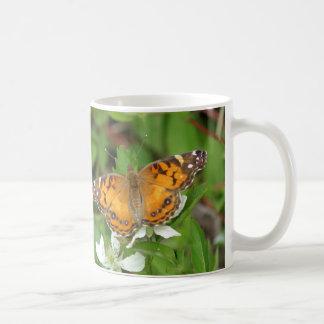 Mariposa, taza