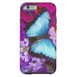 Mariposa tropical 7 de Sammamish Washington Funda De iPhone 6 Tough