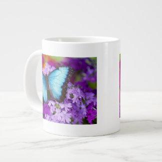 Mariposa tropical 7 de Sammamish Washington Taza Grande