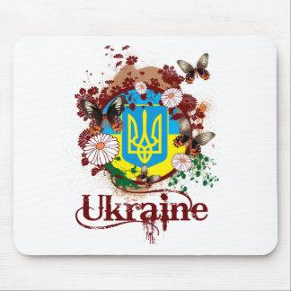 Mariposa Ucrania Tapete De Raton