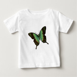 Mariposa verde poleras