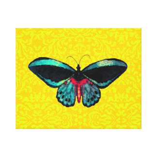 """Mariposa ~ Wrapped Canvas .75"""" Thick Canvas Prints"""