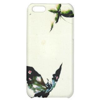 Mariposa y polilla 1840