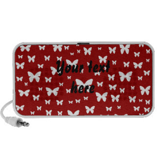 Mariposas iPod Altavoces