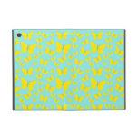 Mariposas amarillas iPad mini funda