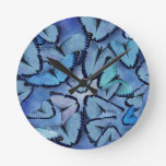 Mariposas azules de Morpho Relojes