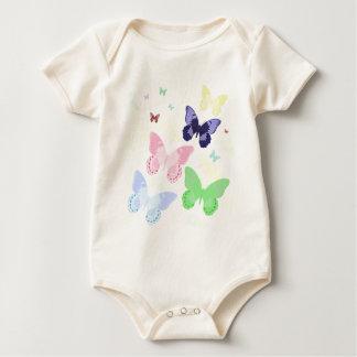 ¡Mariposas! Body De Bebé