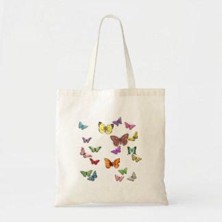 Mariposas Bolsa Tela Barata