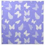 Mariposas caprichosas servilletas