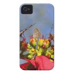 Mariposas Case-Mate iPhone 4 Carcasa