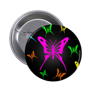 Mariposas coloridas pins