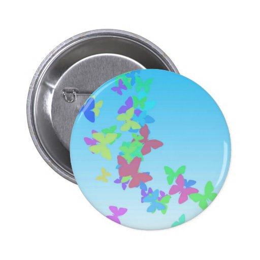Mariposas de KESS Pin