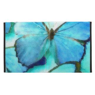 Mariposas de la aguamarina