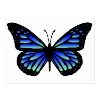 Mariposas de la mariposa postales