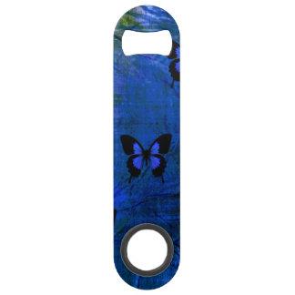 Mariposas de lujo azul marino y negras profundas