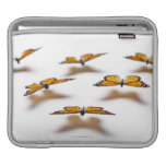 Mariposas de monarca funda para iPads