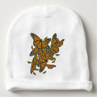 Mariposas de monarca - migración gorrito para bebe