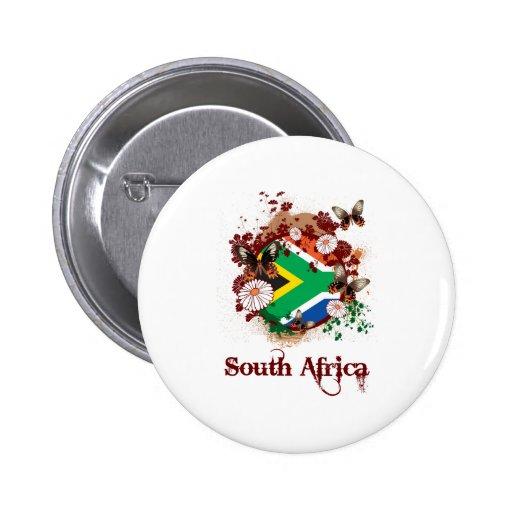 Mariposas de Suráfrica Pin