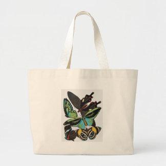 mariposas del art déco bolsas de mano