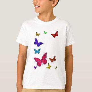 Mariposas del baile playera