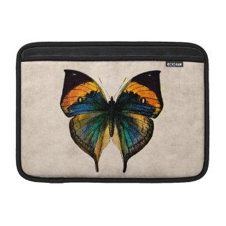 Mariposas del ejemplo 1800's de la mariposa del vi funda  MacBook