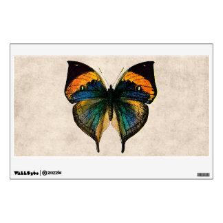 Mariposas del ejemplo 1800's de la mariposa del vinilo decorativo