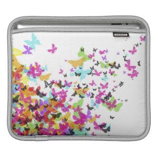 Mariposas del vuelo fundas para iPads