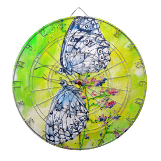 Mariposas en amor tablero dardos