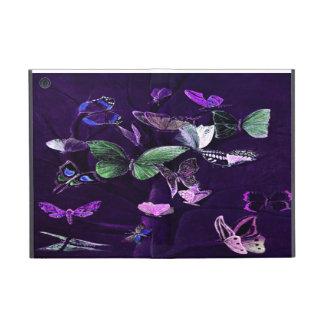 Mariposas en púrpura iPad mini fundas