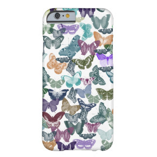 Mariposas Funda De iPhone 6 Barely There