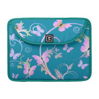 Mariposas Fundas Macbook Pro