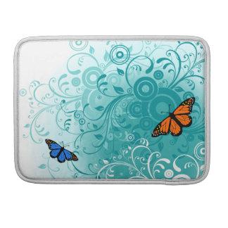 Mariposas Fundas Para Macbooks