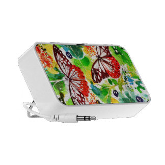 Mariposas gemelas notebook altavoces