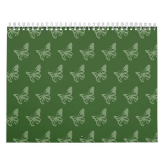 Mariposas green.ai calendario
