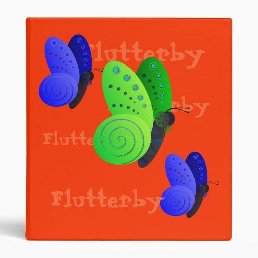"Mariposas Jeweled - ""Flutterby/mariposa "" Carpeta 1"""