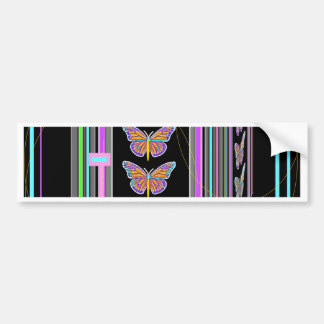 Mariposas Morphing diseño de la caja por Sharles Pegatina Para Coche