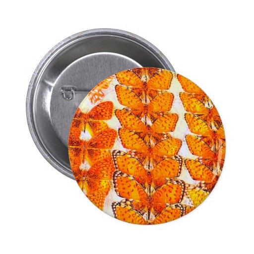 Mariposas Pin Redondo 5 Cm
