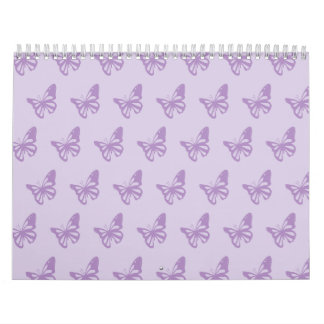Mariposas purple.ai calendario